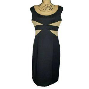 Ronni Nicole Color Block Sheath Dress Colorblock 8